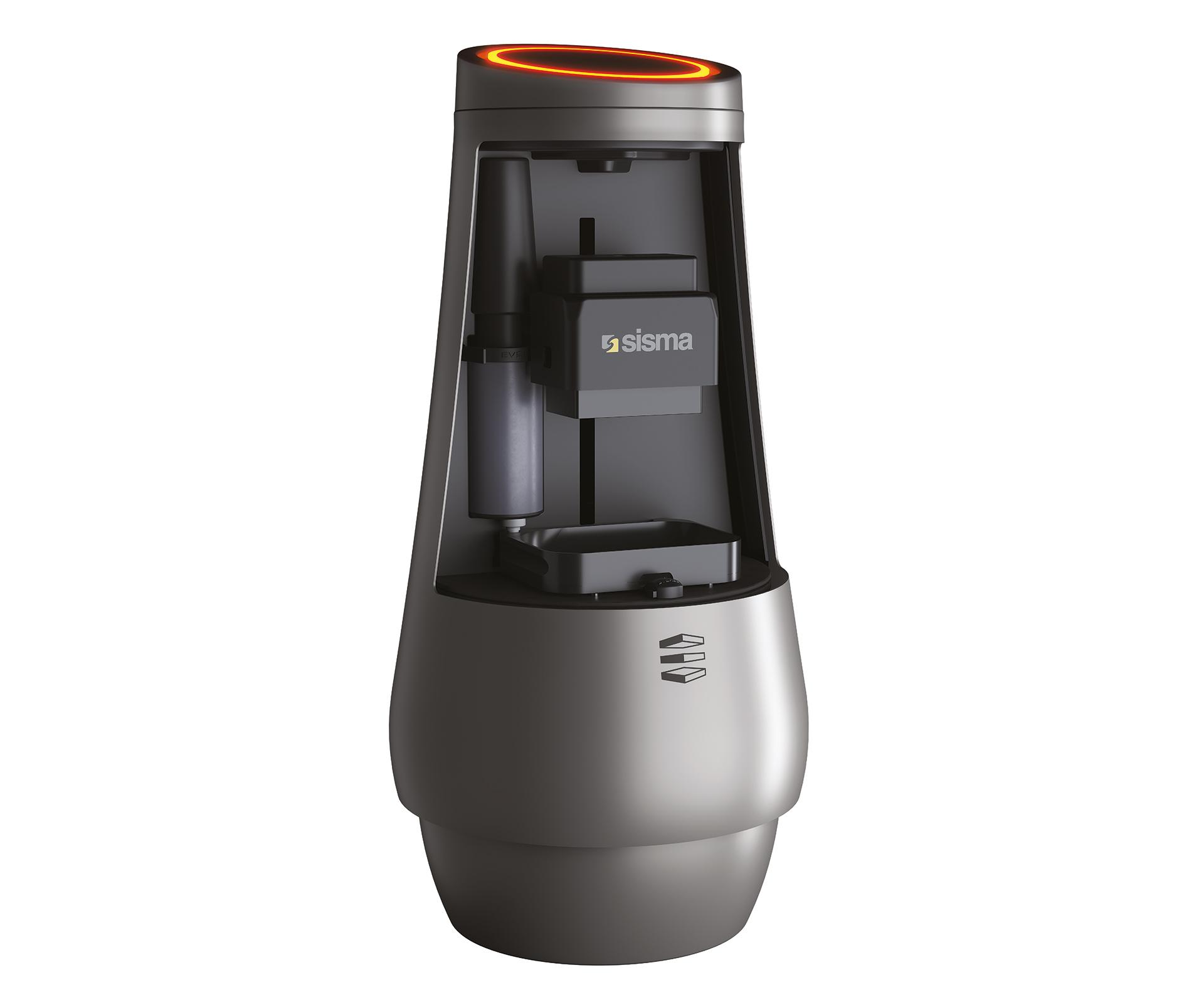 Sisma 3D-Drucker  DLP  Druckbereich max: 120mm x 70mm x 200mm